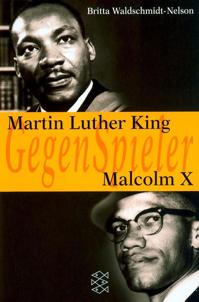 Martin Luther King / Malcolm X als Taschenbuch