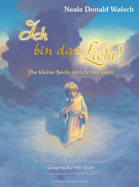 Ich bin das Licht! als Buch