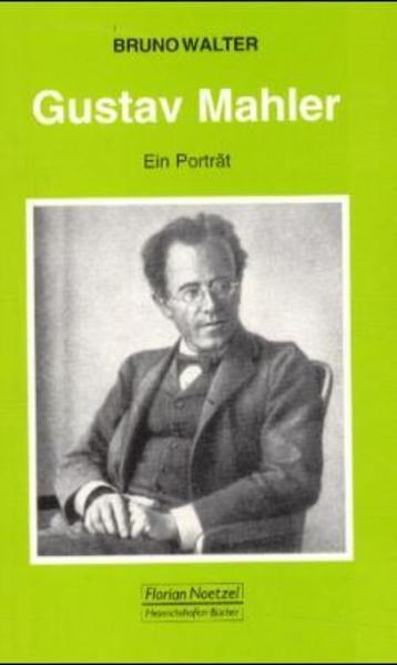 Gustav Mahler als Buch