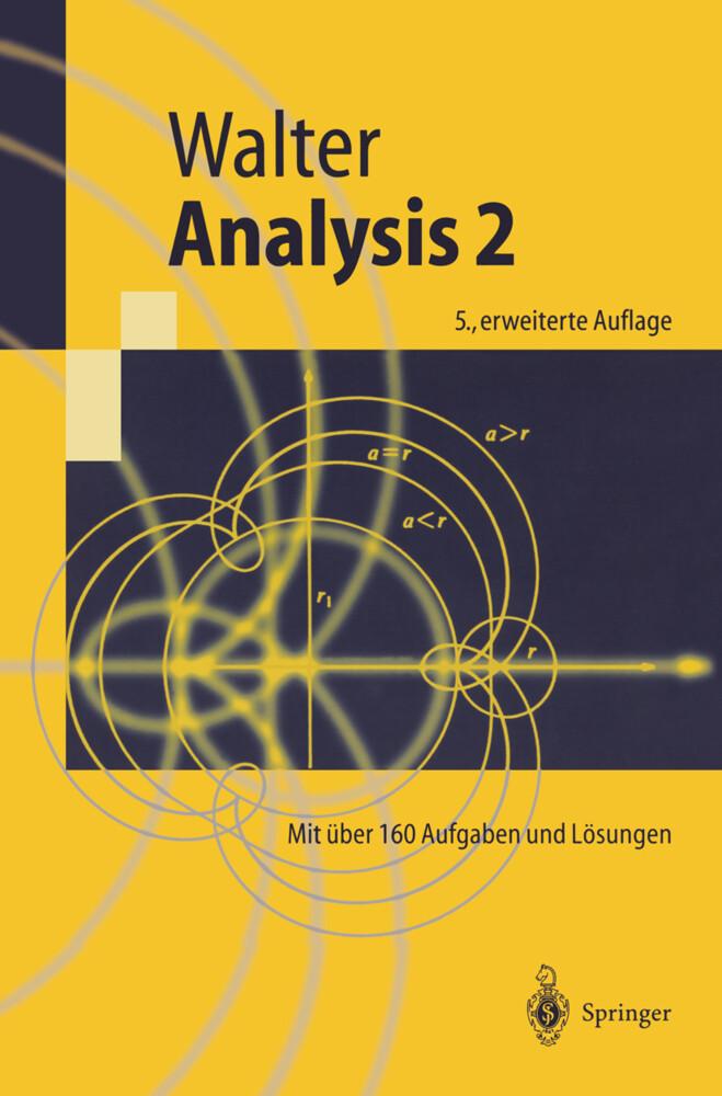 Analysis als Buch