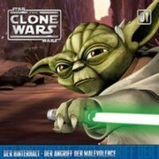 Star Wars - The Clone Wars 01: Der Hinterhalt / Der Angriff der Malevolence