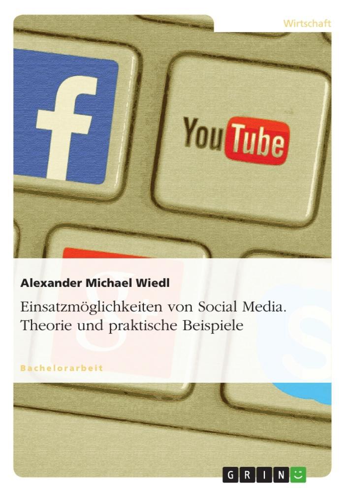 Einsatzmöglichkeiten von Social Media. Theorie ...
