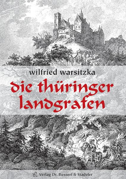 Die Thüringer Landgrafen als Buch