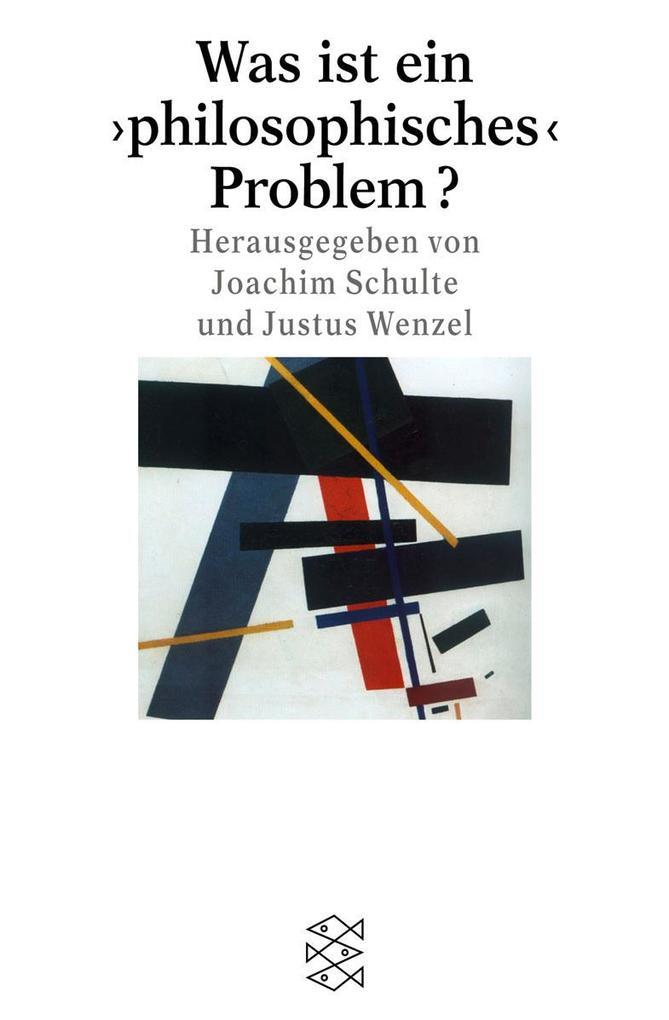 Was ist ein' philosophisches Problem'? als Taschenbuch