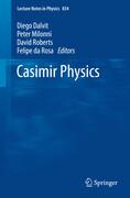Casimir Physics