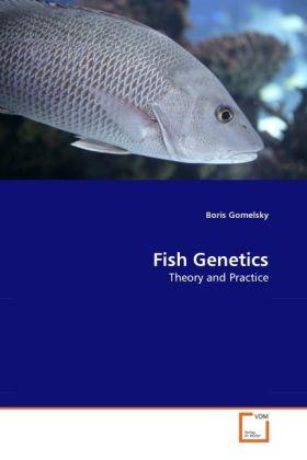 Fish Genetics als Buch von Boris Gomelsky