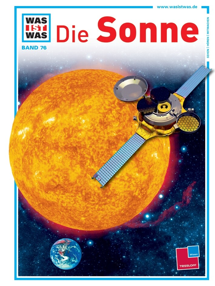 Was ist Was. Die Sonne als Buch