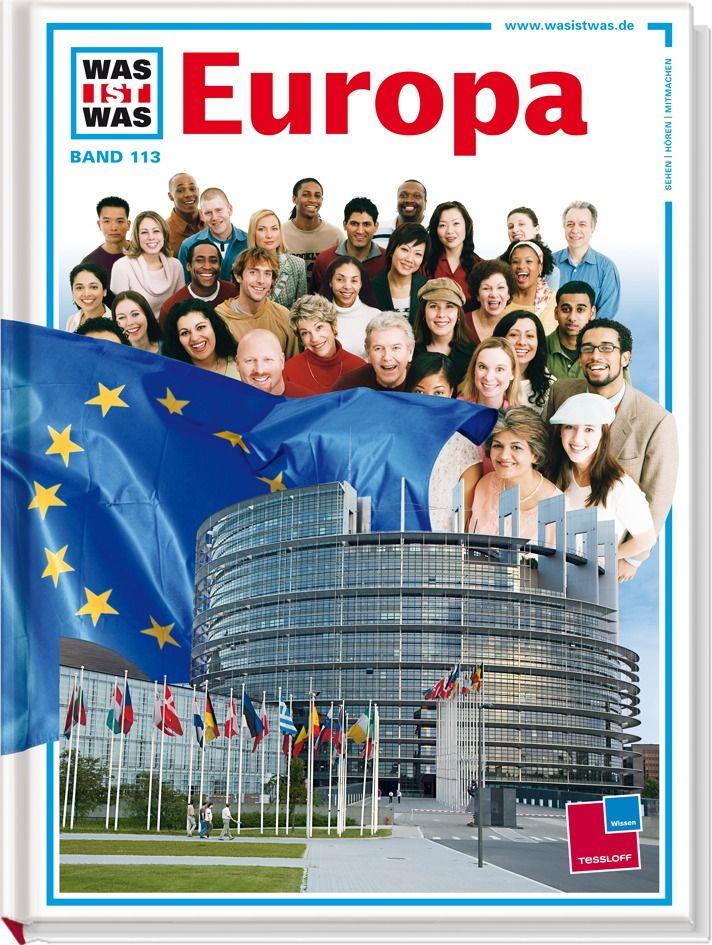 Was ist Was. Europa als Buch