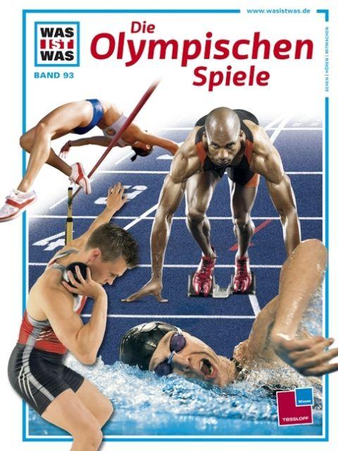 Was ist Was. Die Olympischen Spiele als Buch