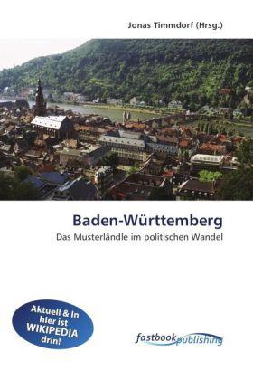 Baden-Württemberg als Buch von