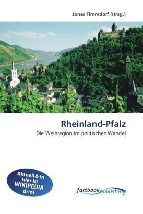 Rheinland-Pfalz als Buch von