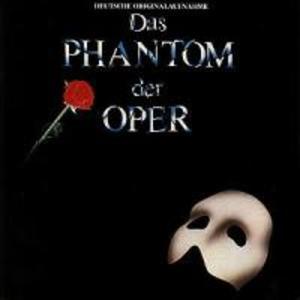 Das Phantom der Oper. 2 Musical-CDs als CD