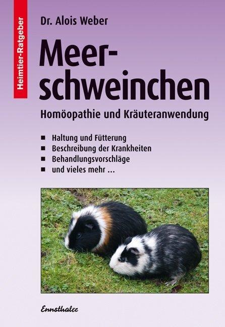 Meerschweinchen als Buch