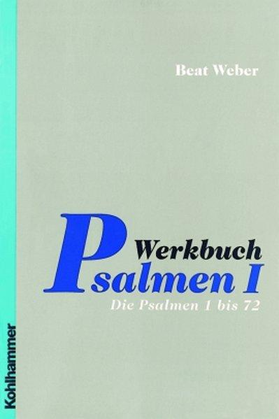 Werkbuch Psalmen 1 als Buch