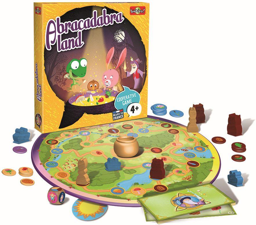 Bioviva - Abracadabra Land (mult)