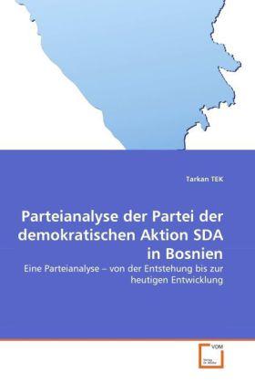 Parteianalyse der Partei der demokratischen Akt...