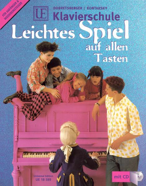 UE Klavierschule - leichtes Spiel auf allen Tas...