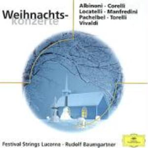 Weihnachtskonzerte als CD