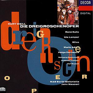 Die Dreigroschenoper (GA) als CD