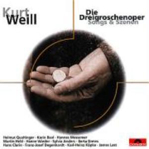 Die Dreigroschenoper (QS) als CD