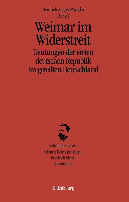 Weimar im Widerstreit als Buch