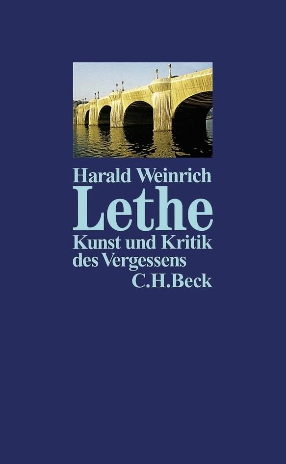 Lethe - Kunst und Kritik des Vergessens als Buch