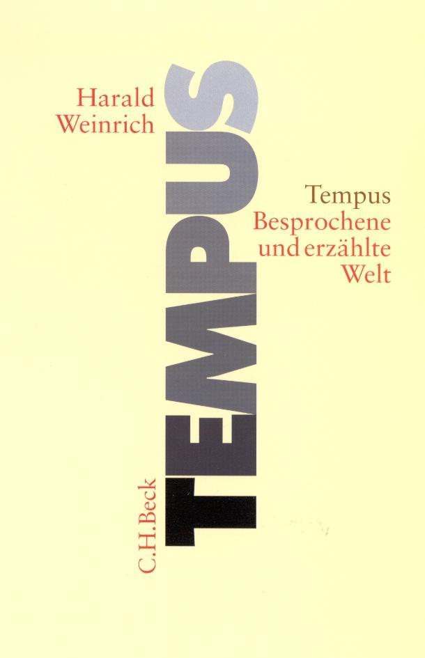 Tempus als Buch
