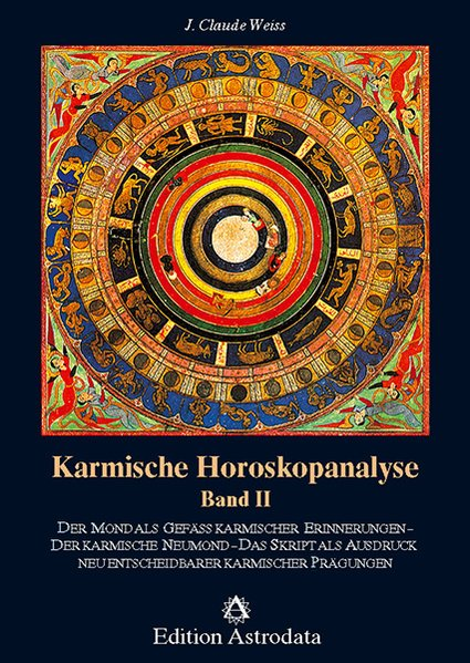Karmische Horoskopanalyse II als Buch