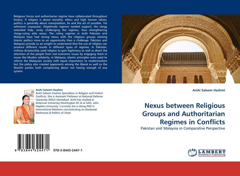 Nexus between Religious Groups and Authoritaria...