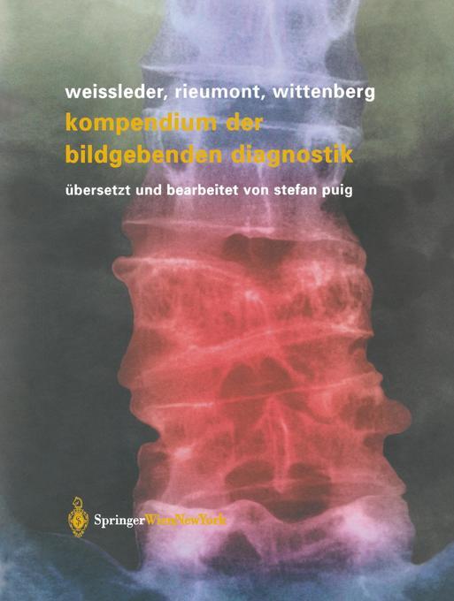 Kompendium der bildgebenden Diagnostik als Buch