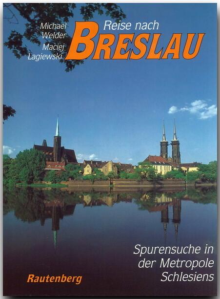 Reise nach Breslau als Buch