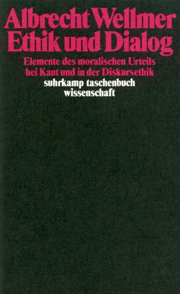 Ethik und Dialog als Taschenbuch