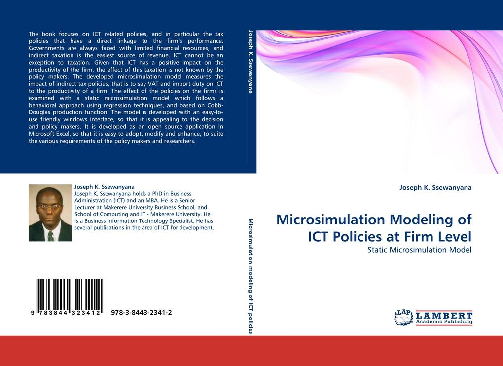 Microsimulation Modeling of ICT Policies at Fir...