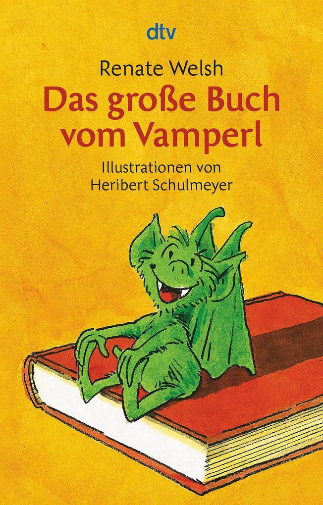 Das große Buch vom Vamperl als Taschenbuch
