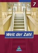 Welt der Zahl 7. Schülerband. Nordrhein-Westfalen