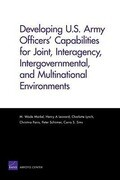 Developing US Army Officers Capabilities