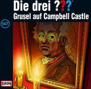 Die drei ??? 147. Grusel auf Campbell Castle (drei Fragezeichen) CD