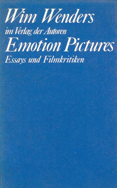 Emotion Pictures als Buch