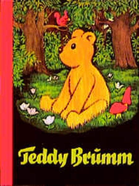 Teddy Brumm als Buch