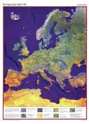 Westermann Posterkarte. Europa aus dem All