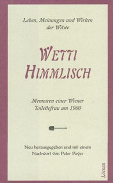 Wetti Himmlisch als Buch