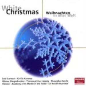White Christmas. Klassik-CD als CD