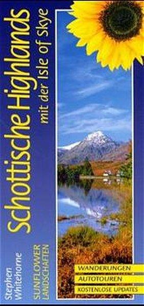 Landschaften der Schottische Highlands. Sunflower als Buch