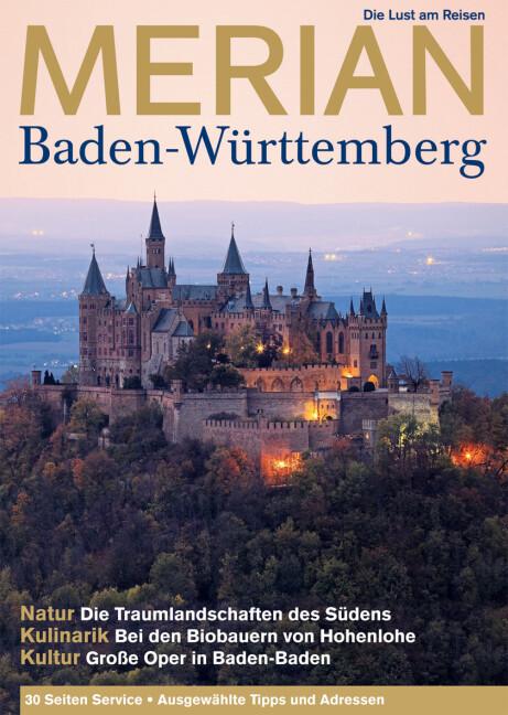 MERIAN Baden-Württemberg als Buch von