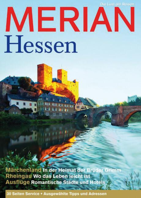 MERIAN Hessen als Buch von