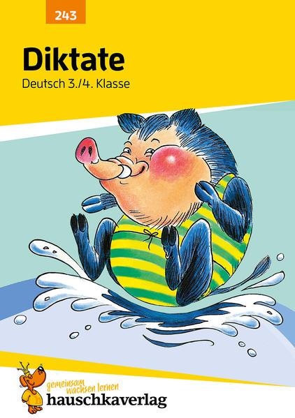 Diktate Deutsch 3./4. Klasse als Buch