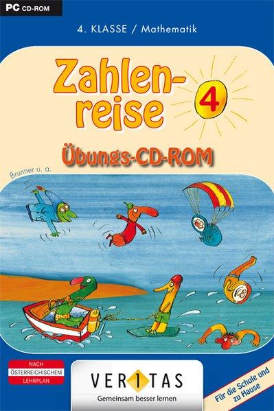 Zahlenreise 4. Schuljahr. CD-ROM