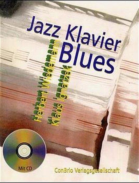 Jazzklavier. Blues. Mit CD als Buch