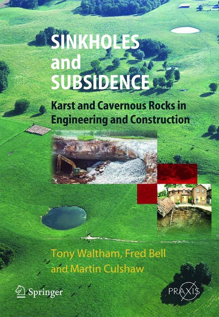 Sinkholes and Subsidence