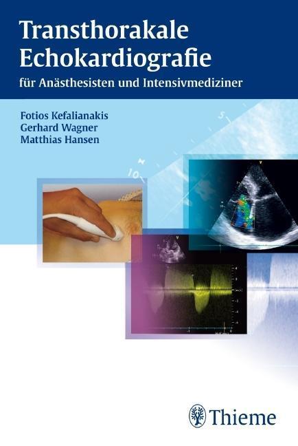 Transthorakale Echokardiografie als Buch von Fo...